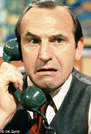 Now screen legend Leonard Rossiter is accused of performing a sex act as three BBC staff tried to rape 18-year-old TV extra