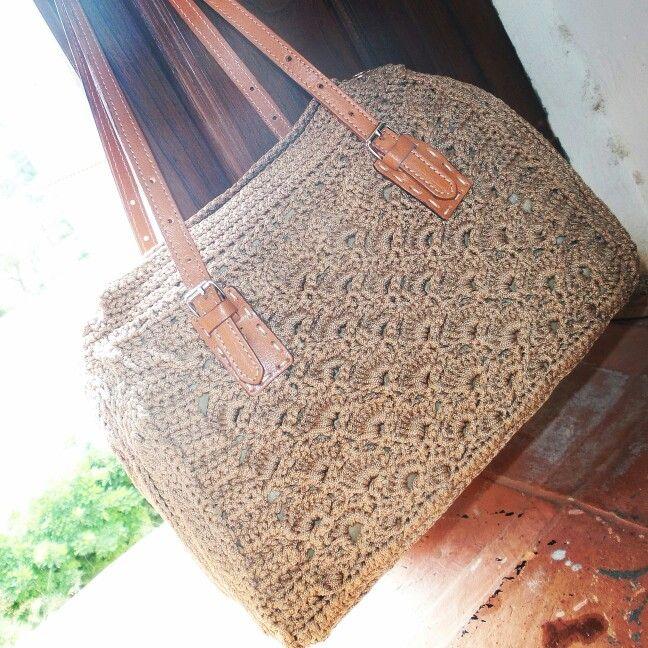 """""""Alma"""" tutto lo stile di una borsa griffata"""