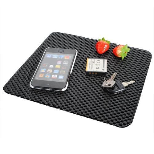 Car Anti Non Slip Sticky Mat Pad Dashboard Dash Mobile Phone GPS Coin Holder WJ - Easy Number Plates