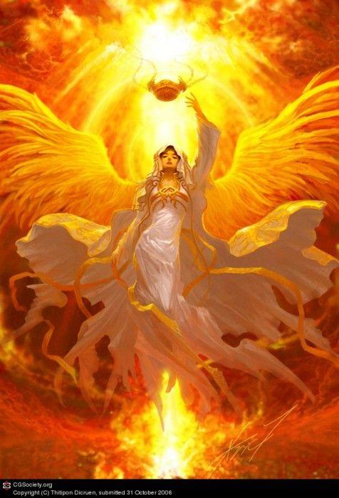 fire angel relationship mechanics