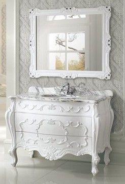 Vintage Bathroom Vanities traditional bathroom vanities and sink consoles