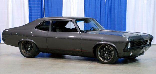 The car that started my fascination with vehicles...1970 Nova