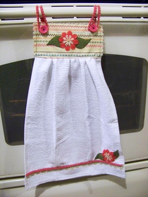192 Best Towels And Toppers Images On Pinterest Dish Towels