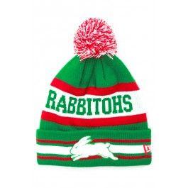 Need This! - From CultureKings.com.au - The Premier Online Streetwear Store. http://www.culturekings.com.au/headwear/beanies/south-sydney-rabbithos-bn-team-green-red.html