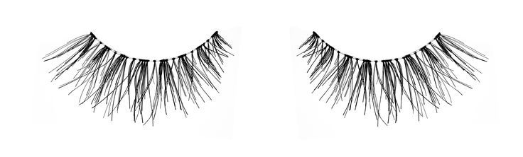These versatile full, long and beatifully curved Ardell Glamour #113 lashes are great for stage performances or everyday wear. #ArdellLashes #Ardell_Lashes #FashionLashes