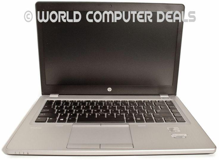 HP EliteBook Folio Ultrabook 9470 Notebook i7 8GB MS Office 2013 Warranty 2016  $937.97 with free shipping