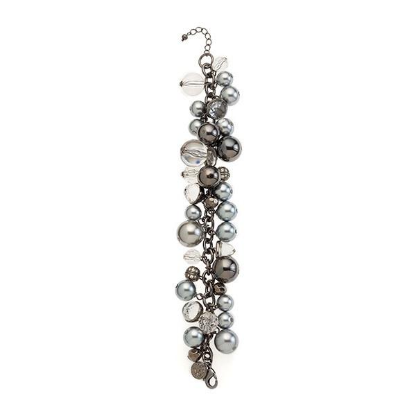 Pearl Cluster-Black Grace Adele BraceletPearls Cluster Black, Pearls Clusterblack, Grace Adele, Cluster Bracelets, Adele Pearls, Clusterblack Bracelets, Adele Bracelets, Pearls Bracelets, Bracelets Pearls