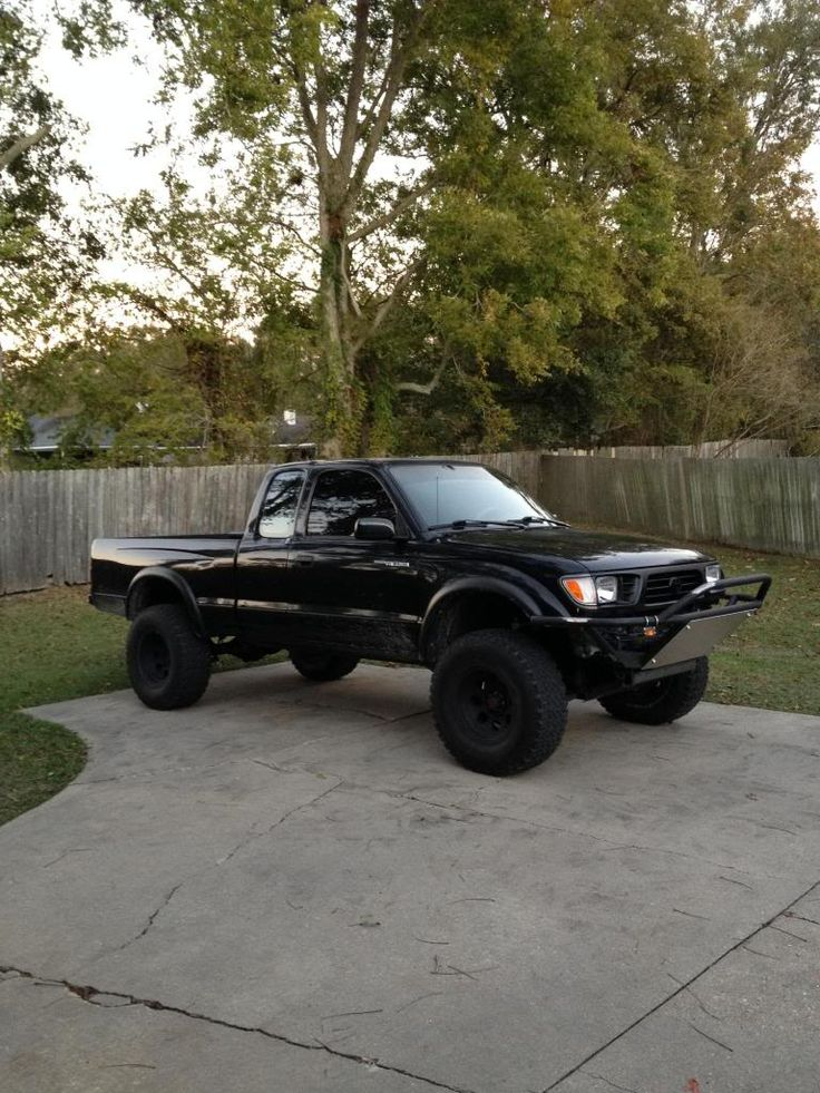 kigmob's 97 Black Toyota Tacoma Ext. Cab 4x4 V6 Build - Page 4 - Tacoma World Forums