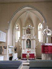 Ighiş, Biserica evanghelică fortificată fortificată, Foto: Hermann Fabini