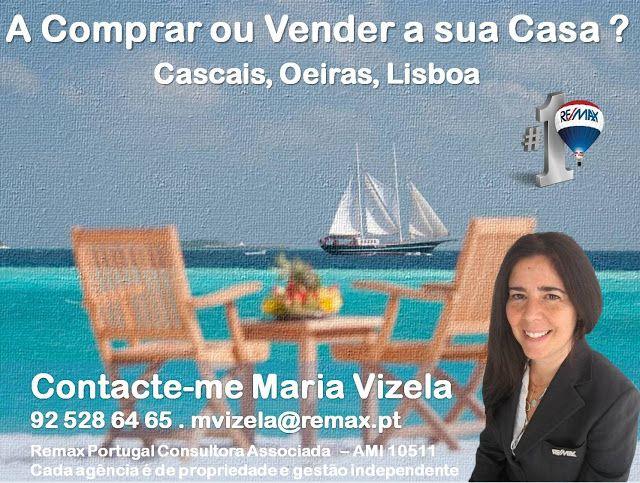 Maria Vizela: A Comprar ou Vender a sua Casa? Contacte-me!