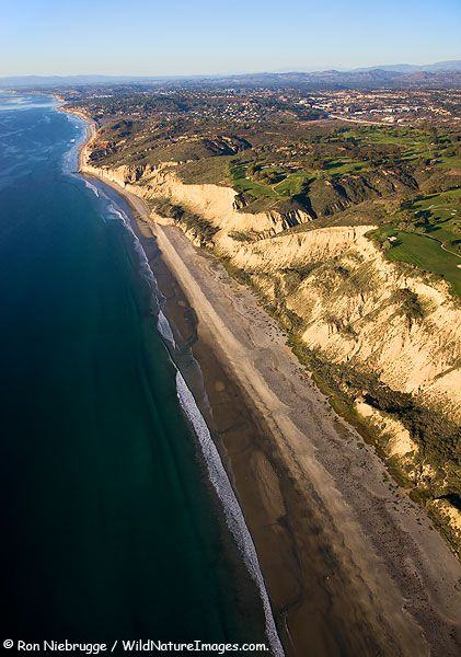 Torrey Pines Golf Course San Diego County La Jails  Cal ifornia