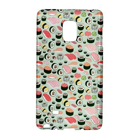 Cute Sushi Samsung Galaxy Note EDGE Case Wrap Around