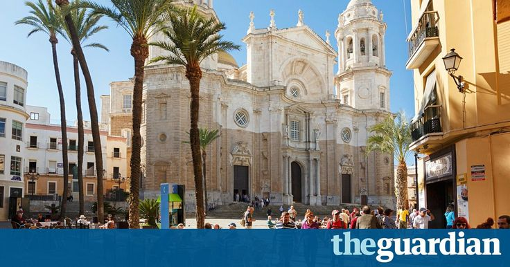 With sunshine pouring down on golden sands, ancient buildings and the sparkling ocean, Spain's far south-west lives up to its name, the coast of light
