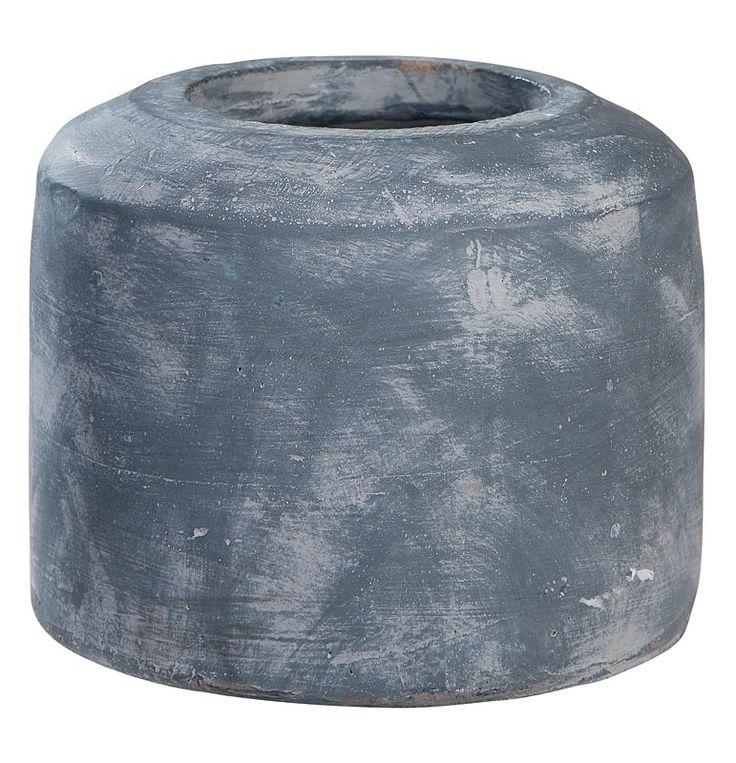 Vaas Beton M 101: Stoere vaas met industriële look. Verkrijgbaar in ...