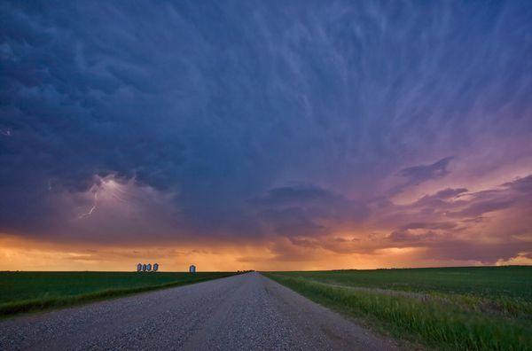 Prairie Sky, Saskatchewan