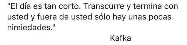 Kafka amor