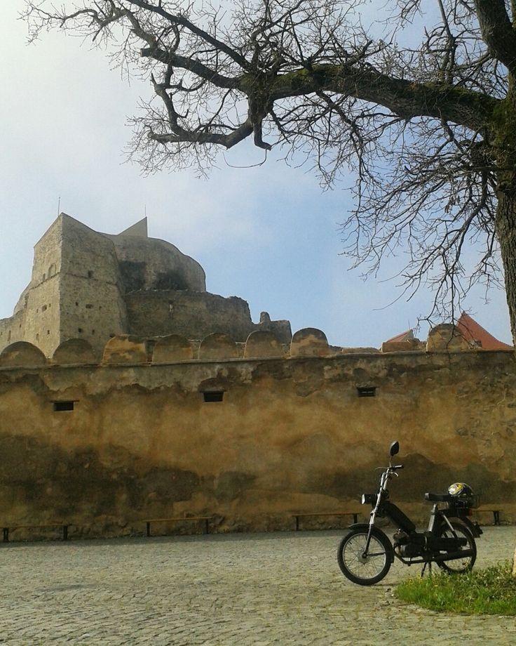 Rupea Castle, Romania https://www.instagram.com/edinasid2/