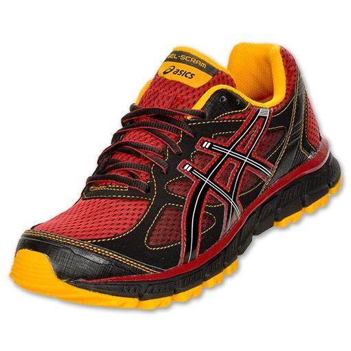 Asics GEL-Scram Men's Trail RunningMen Trail, Fit Clothing, Asics Gelscram, Men Asics, Gelscram Men, Gelscram Trail, Asics Gel Scram, Trail Running, Men Running Shoes