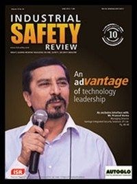 INDUSTRIAL SAFETY REVIEW June 2015 Issue- An Advantage of TECHNOLOGY LEADERSHIP.  #IndustrialSafetyReview #Technology