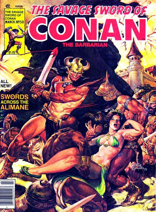 conan the barbarian comic book price guide