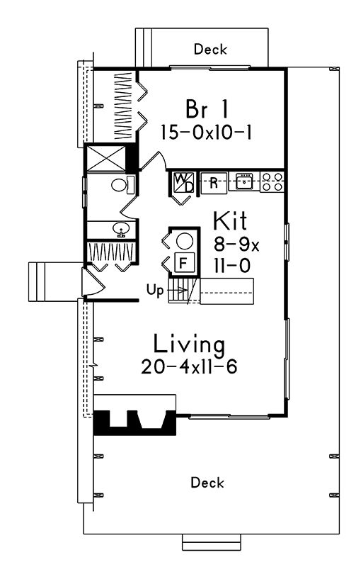 Elegant Floor Plan
