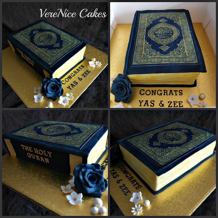 Quran-Cake.jpg 1,024×1,024 pixels