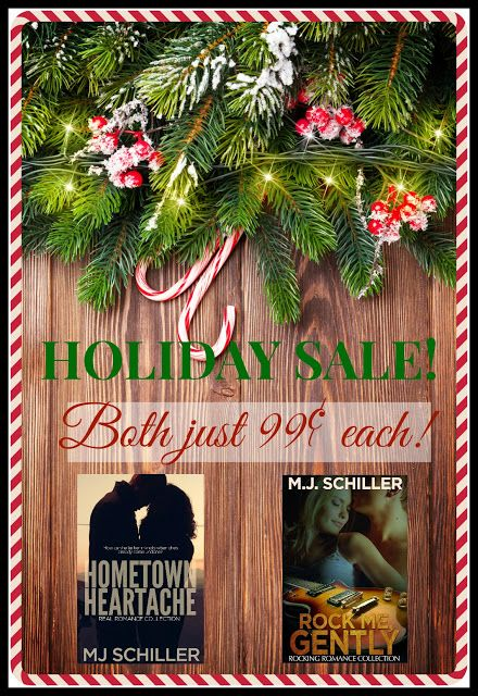 MJ Schiller, Romance Author: ~ Just In Time For The Holidays ~ A Sale You Can't...