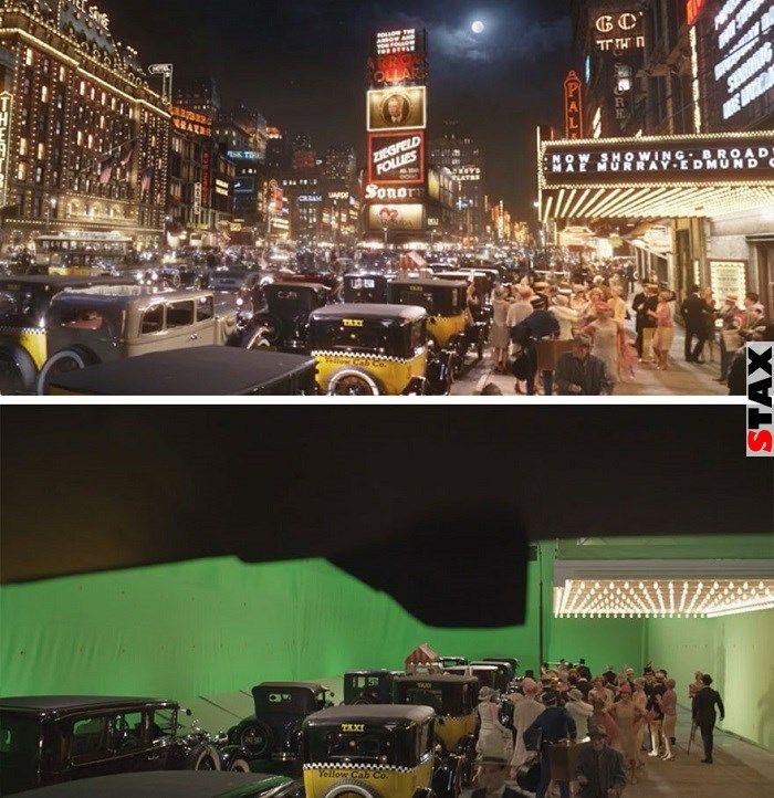 STAX   19 film és sorozat a speciális effektek előtt és után