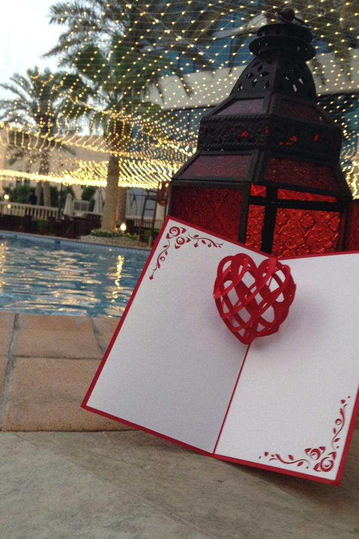 Summer time by the pool with my love, what could be better.  #lovepop #heart