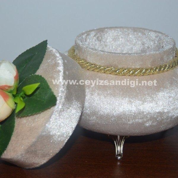 tesbih kutusu yapımı kadife tesbih kutuları vizon çiçekli hediye kutusu fiyatları