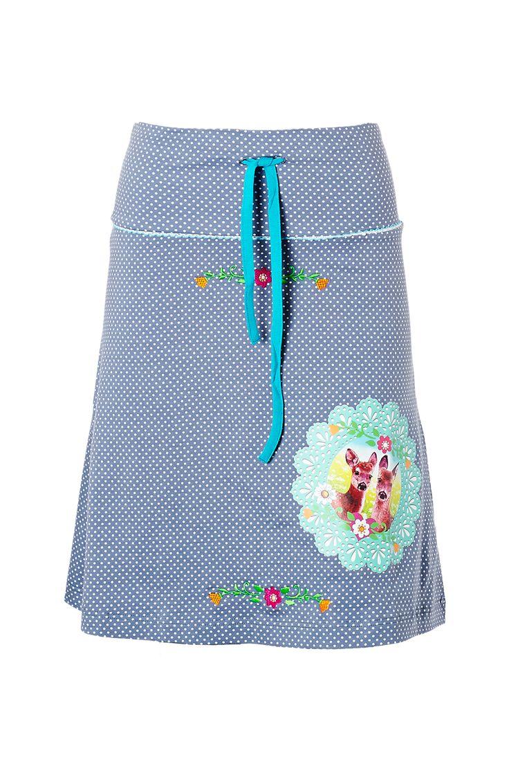 Tante Betsy skirt Deer love