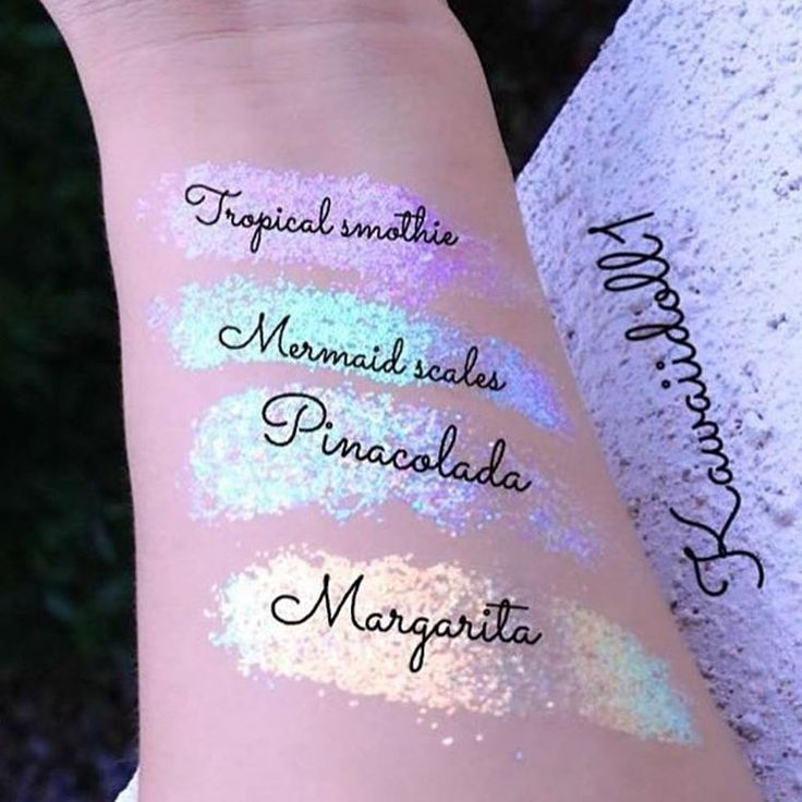 SHOULD WE MAKE MORE GLITTER HIGHLIGHTERS??THESE ARE NOW ON SALE last day to save…