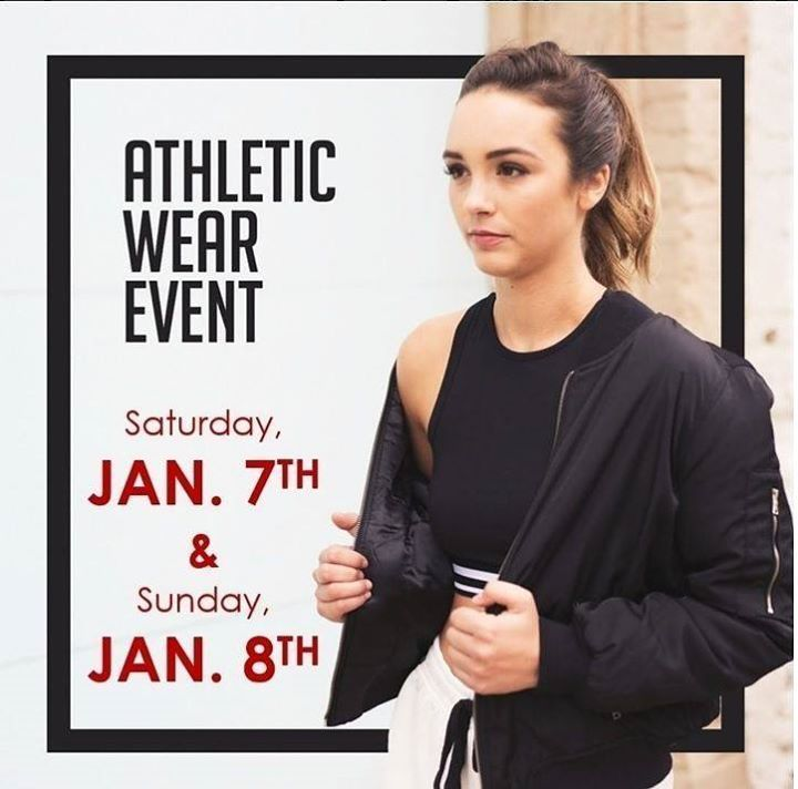 Mark your calendars! You don't want to miss our HUGE Athletic Wear Event TODAY! Our entire selection will be on the floor for this event! Come shop all the best styles and brands at Plato's Closet for up to 70% off regular retail prices! Get 25% Off when you spend $50 on athletic wear. http://ift.tt/2jeYrMP - http://ift.tt/1HQJd81