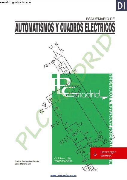 DESCRIPCIÓN / DESCRIPTION En Deingenieria compartimos hoy el PDF Esquemario de Automatismos y Cuadros Eléctrico el cualestá pensado para la formación o autoformación. Incluye gran número de…