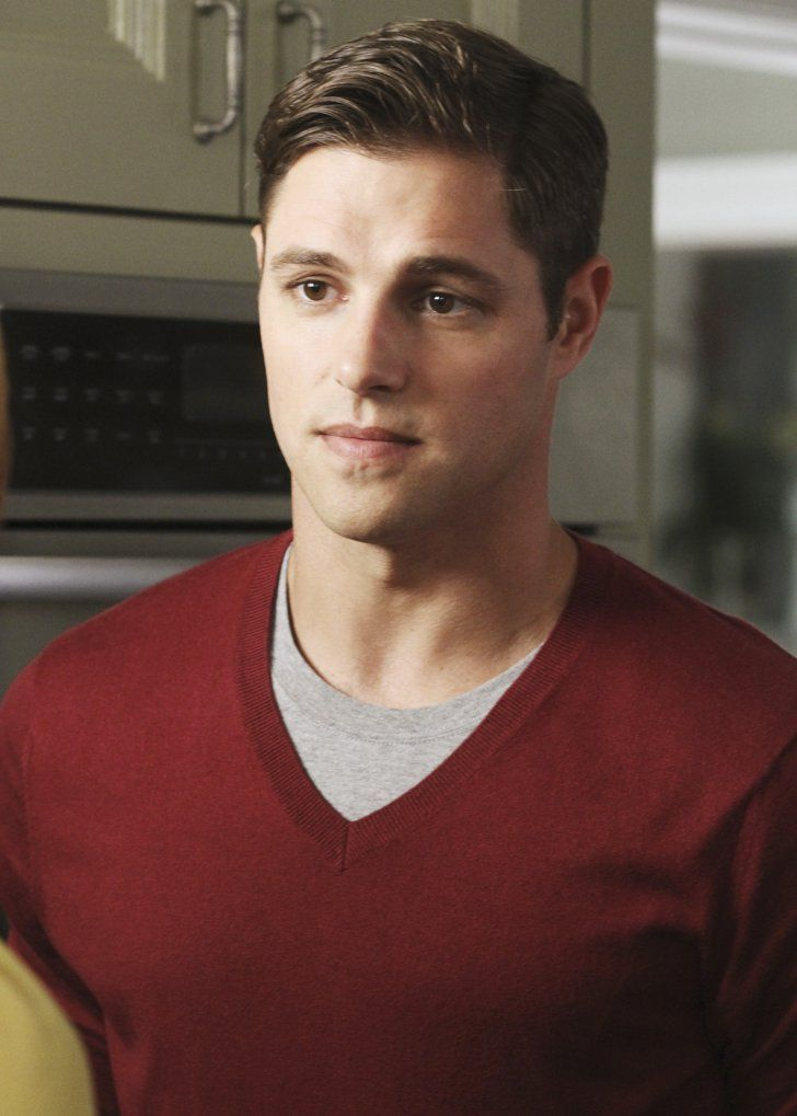 Pin for Later: If You Aren't Crushing on Sam Page, You Should Be And making women swoon on Desperate Housewives in 2010.