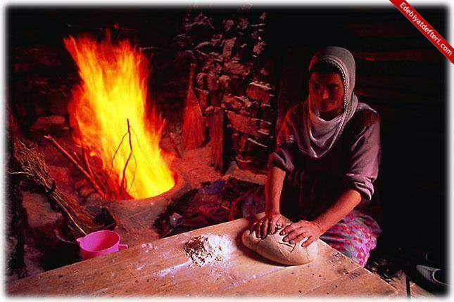 anadolu kadını Türkiye