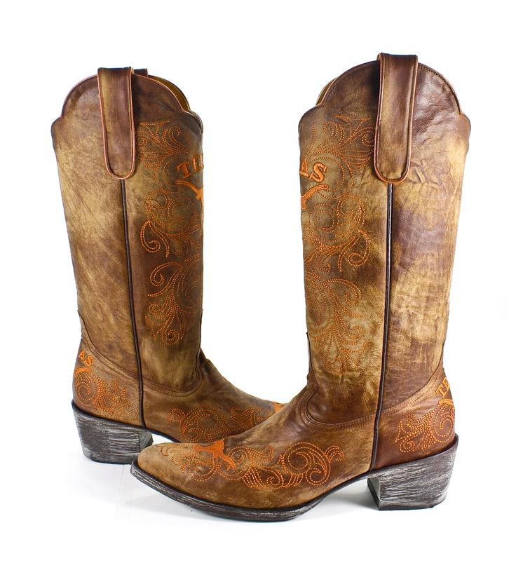 Fashion cowboy boots for women