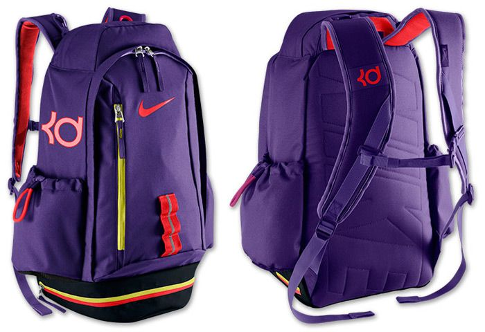 nike+and+kd+backpacks | Purple Nike KD backpack