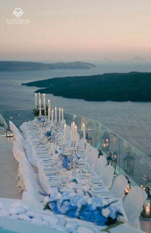 Private Wedding dInner venue