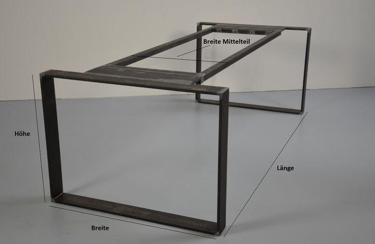 Stand Alone Tischgestell