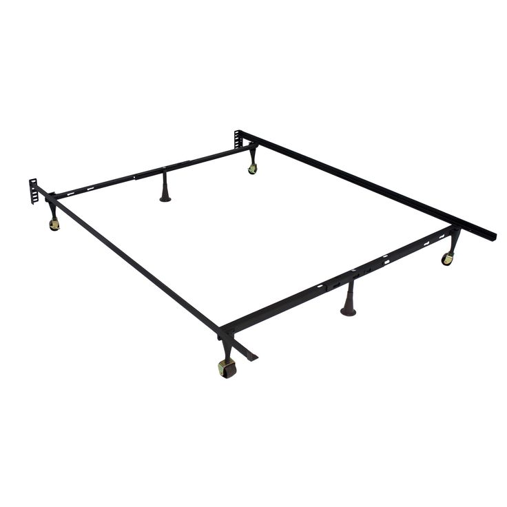 best 25 black metal bed frame ideas on pinterest black metal bed simple bedrooms and black beds - Metal Full Bed Frame