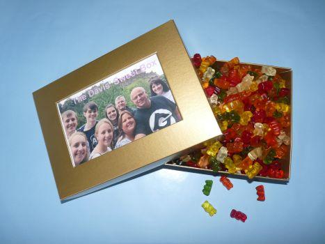 Personalised Photo Sweet Box