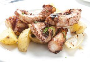 Come lessare il polpo - Le ricette de La Cucina Italiana