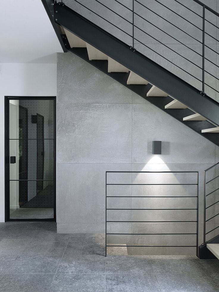 Staircase   A Stone House in Brittany by Jean-Luc Etienne   est living