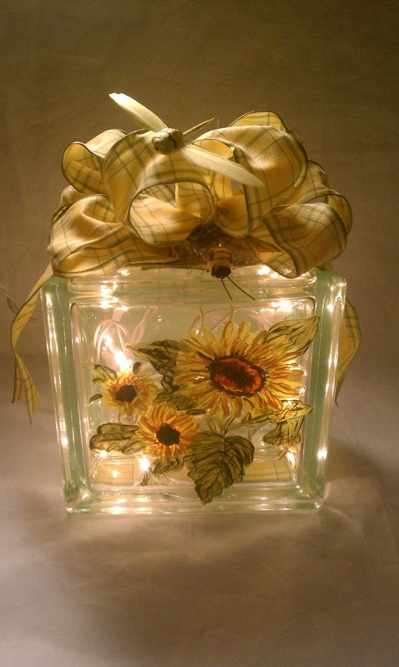 glass blocks for crafts best 25 lighted glass blocks ideas on glass 4563