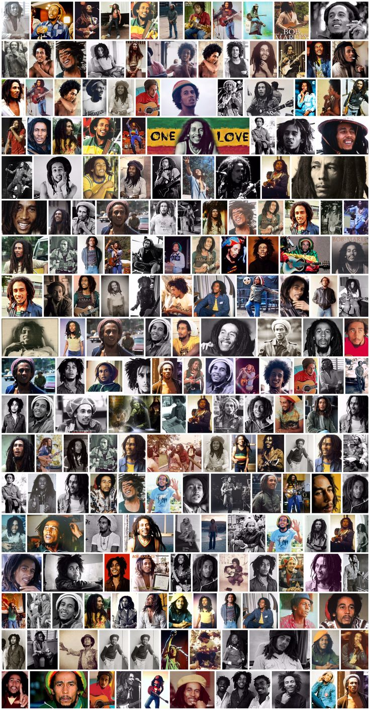 *Bob Marley* More fantastic collages, pictures and videos of *Bob Marley*
