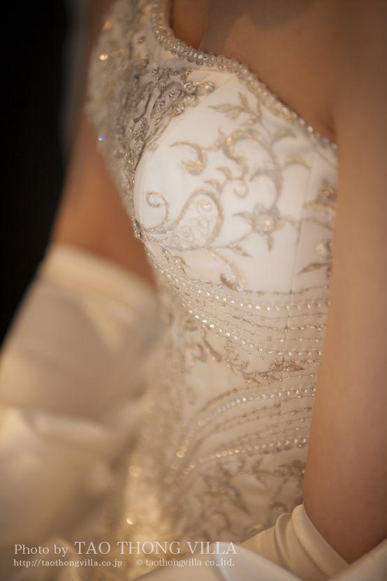 ウエディング ドレス イメージ 撮影:タオトンヴィラ taothongvilla.co.jp