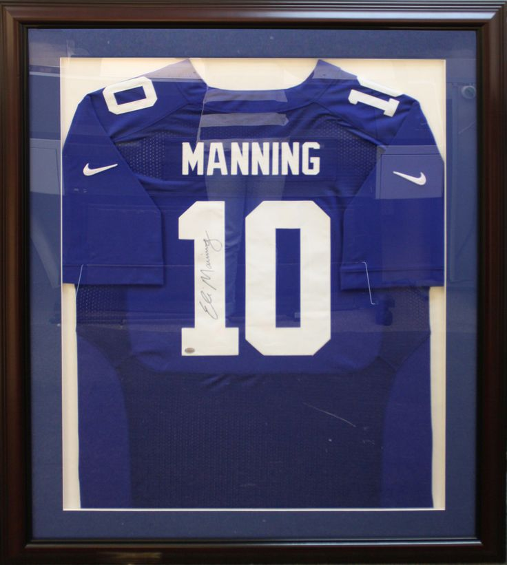 1000 Images About Framed Football Jerseys On Pinterest