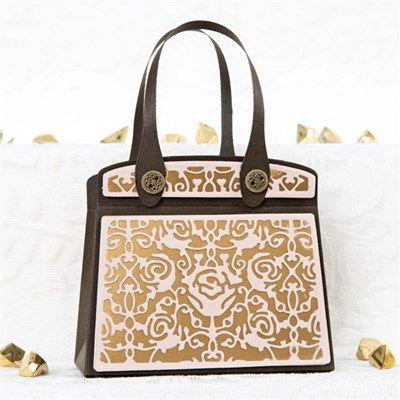 Tonic Kensington Handbag Die (362424) | Create and Craft