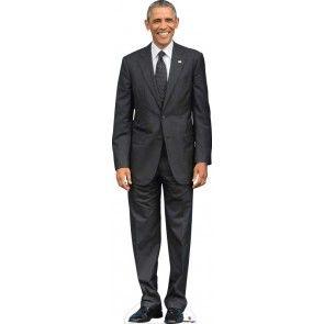 Barack Obama Lifesize Cardboard Cutout 864